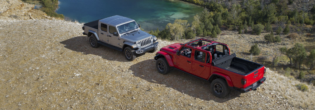 Jeep adds an all-new midsize truck to its impressive lineup