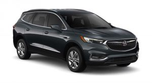 2019 Buick Enclave in Dark Slate Metallic