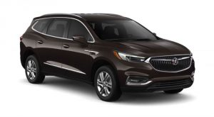 2019 Buick Enclave in Havana Metallic