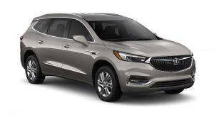2019 Buick Enclave in Pepperdust Metallic