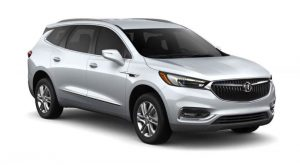2019 Buick Enclave in Quicksilver Metallic