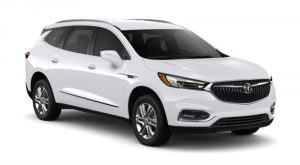 2019 Buick Enclave in Summit White