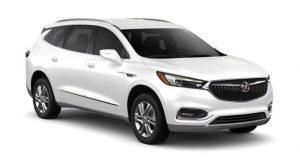 2019 Buick Enclave in White Frost Tricoat