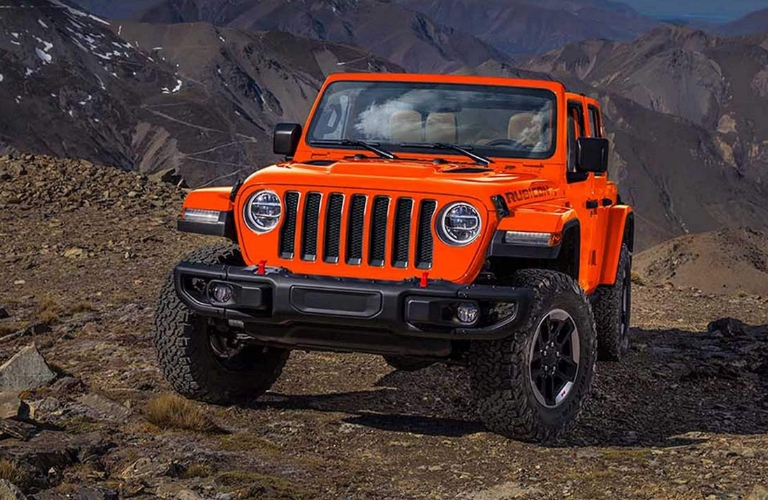 Peppers Paris Tn >> What Colors Does the 2019 Jeep Wrangler Come in?