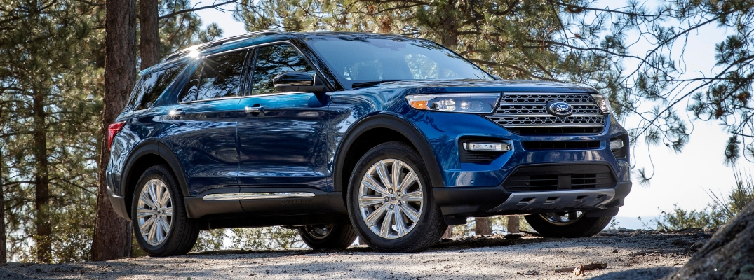 When Will the New 2020 Ford Explorer Come to Paris, TN?