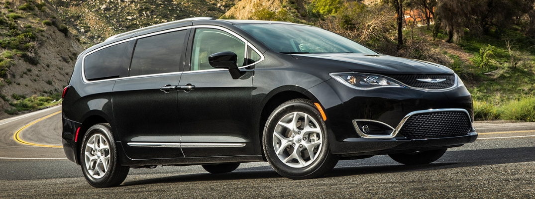 Drive With Confidence in the 2019 Chrysler Pacifica