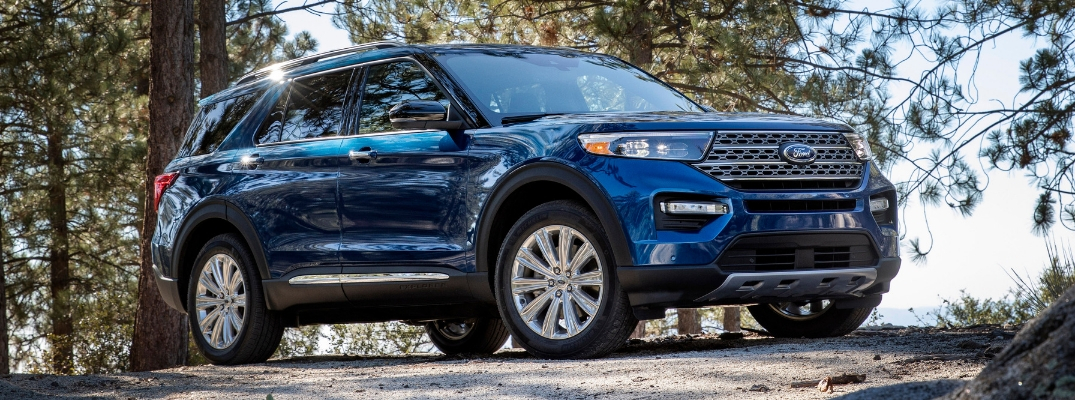 Drivers Can Digitally Detox Behind the Wheel of New Ford Explorer