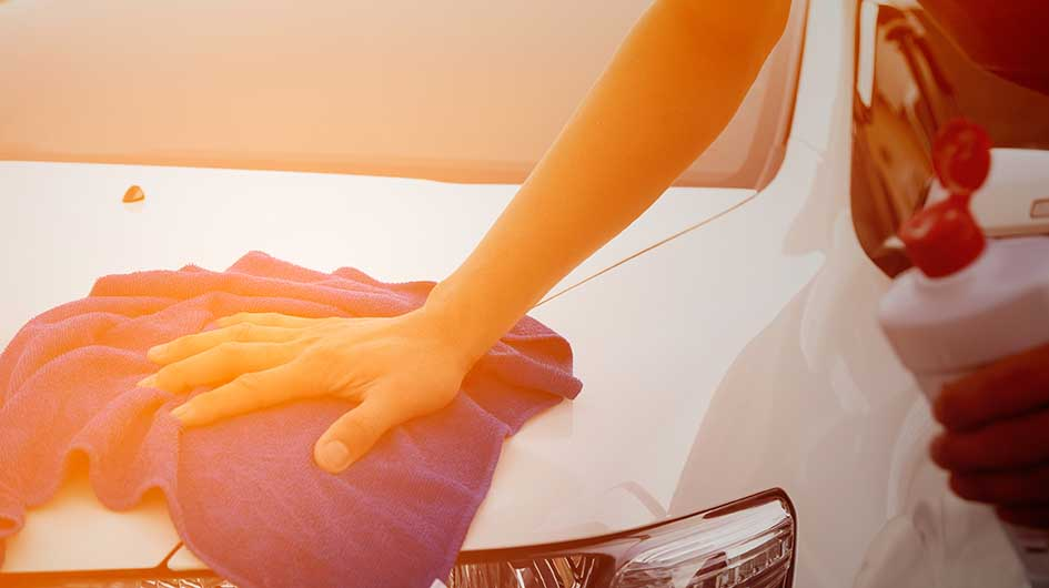 How to Protect Your Vehicle From Sun Damage
