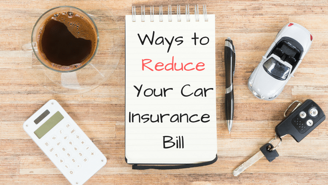 8 Tips to Lower Your Monthly Car Insurance Bill