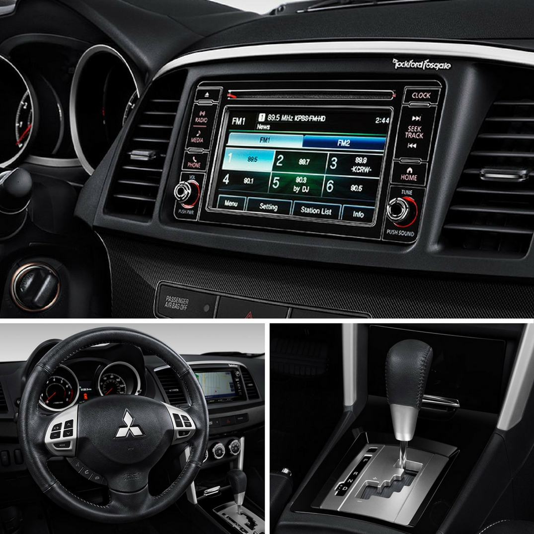 Check Out The Interior Of The 2017 Mitsubishi Lancer! » 2017 Mitsubishi  Lancer Interior Features_o Amazing Pictures