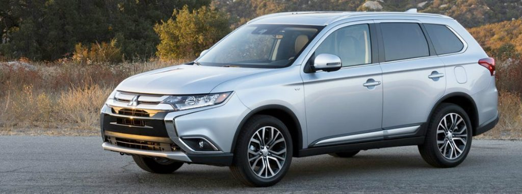 Subaru Certified Pre Owned 2 >> 2018 Mitsubishi Outlander Passenger and Cargo Space