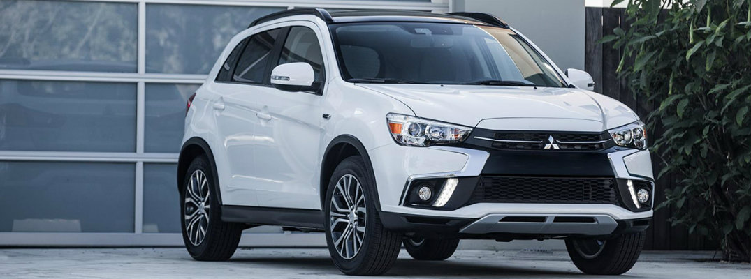 2018 mitsubishi outlander sport trim options and msrp. Black Bedroom Furniture Sets. Home Design Ideas