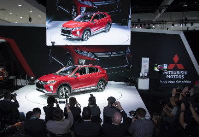 MitsubishiECatAutoShowo Brooklyn Mitsubishi - Boston car show 2018