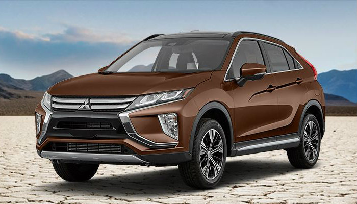 2018 Mitsubishi Eclipse Cross Paint Color Options