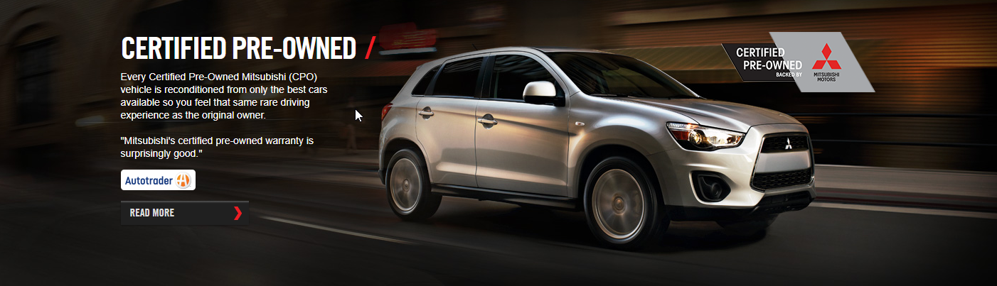 Is a Certified Pre-Owned Mitsubishi from Brooklyn Mitsubishi for You?