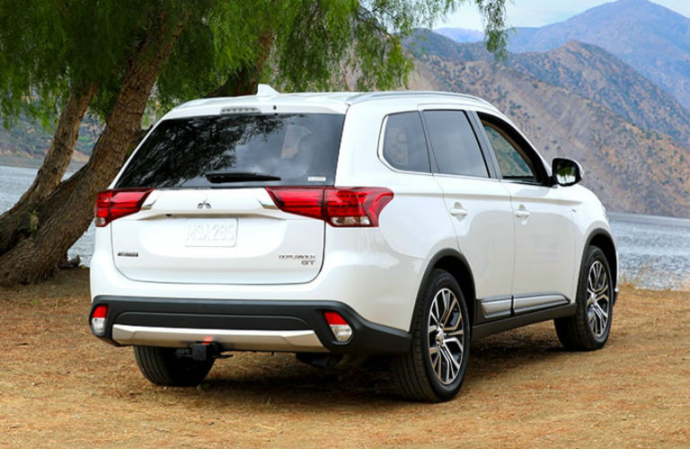 Length, Width, and Height of the 2018 Mitsubishi Outlander