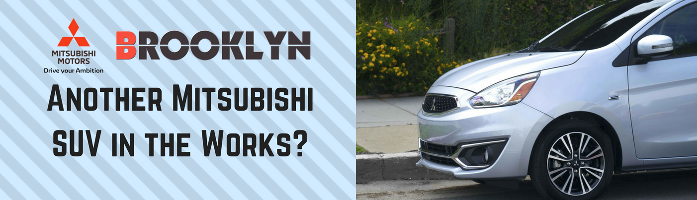 Another Mitsubishi May Soon Be an SUV