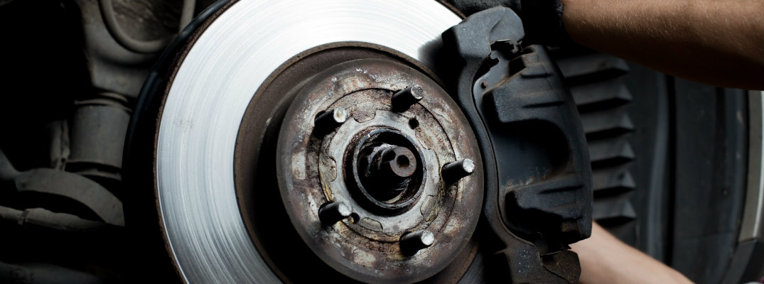 Brake system of a vehicle