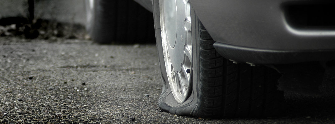 How Do I Know If My Mitsubishi Vehicle's Tires are Going Flat?