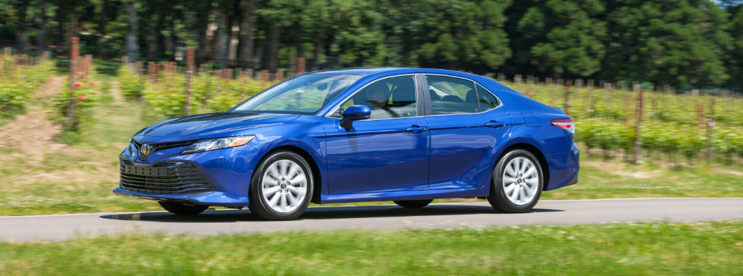 2018 Toyota Camry for sale in Monroeville, PA