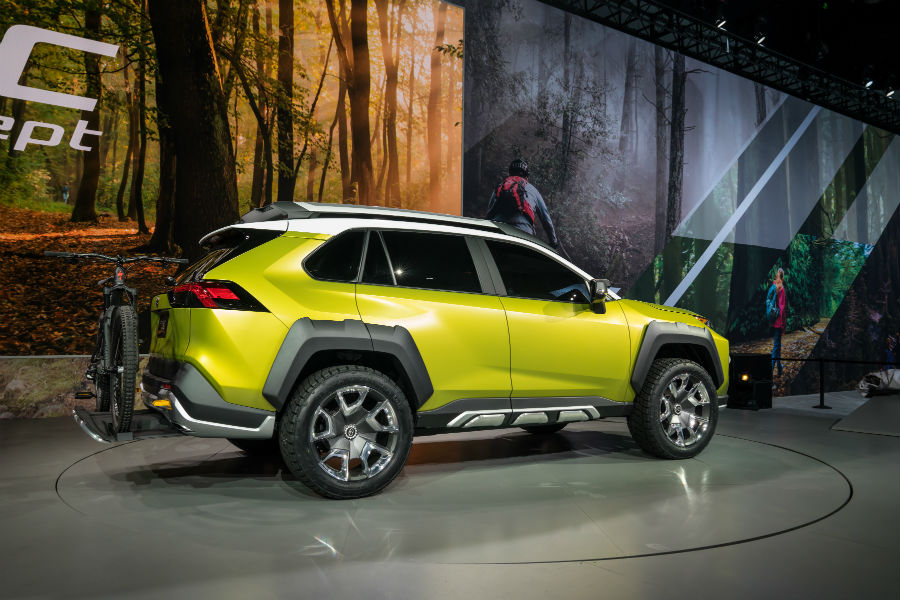What Is Going To Be Different With The 2019 Toyota Rav4