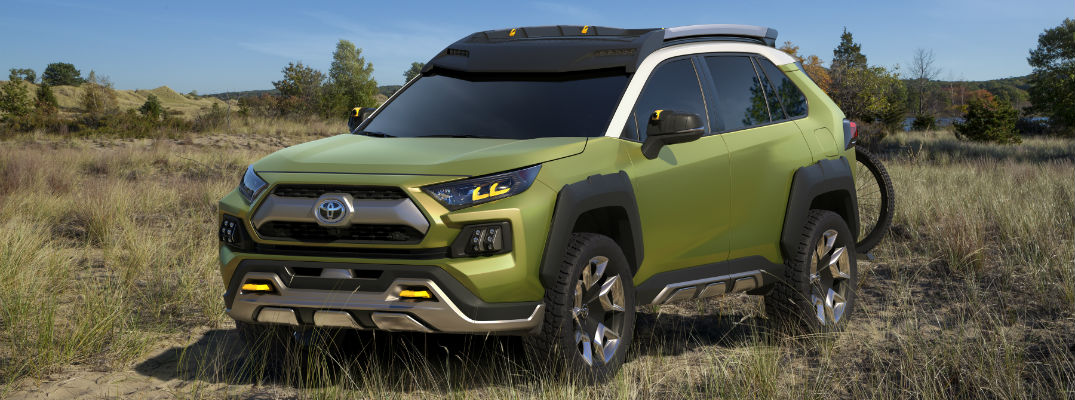 Is Toyota Adding A New Off Road Suv Soon