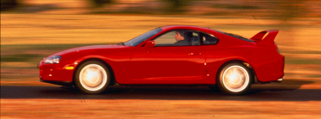 Toyota Supra Top View >> Is Toyota Ever Going To Start Making The Supra Again