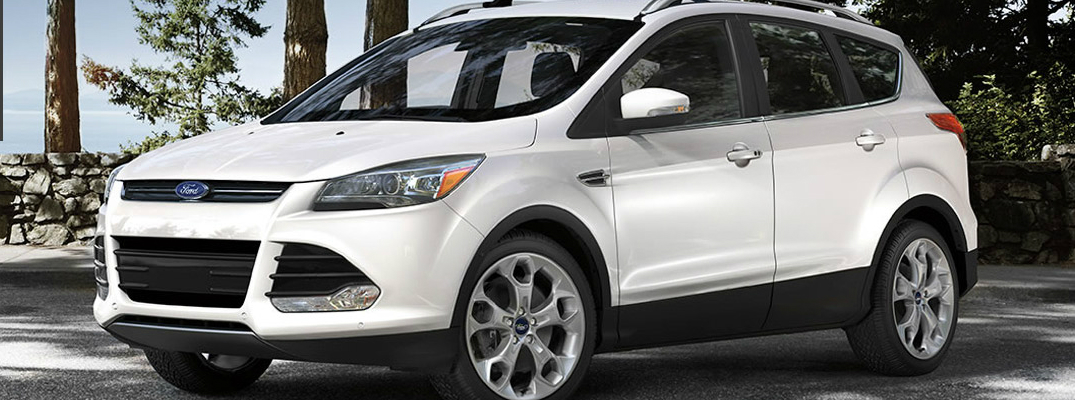 2015 Ford Escape outdoor accessories
