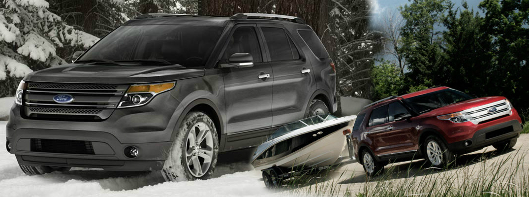 2014 Ford Explorer Towing Capacity >> 2015 Ford Explorer towing capacity