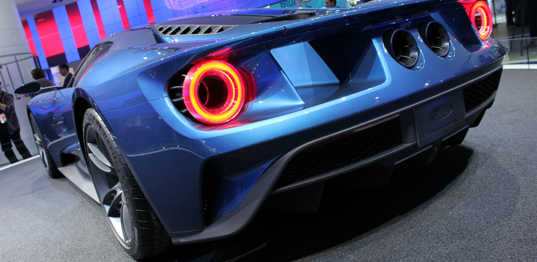 How Much Will The New Ford Gt Cost