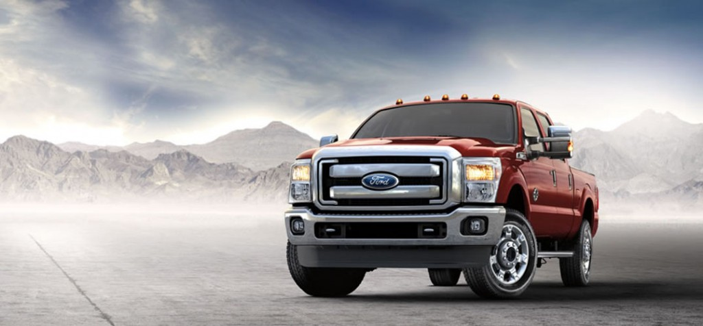 2016 Ford Super Duty Offers Most Advanced Ford Cameras