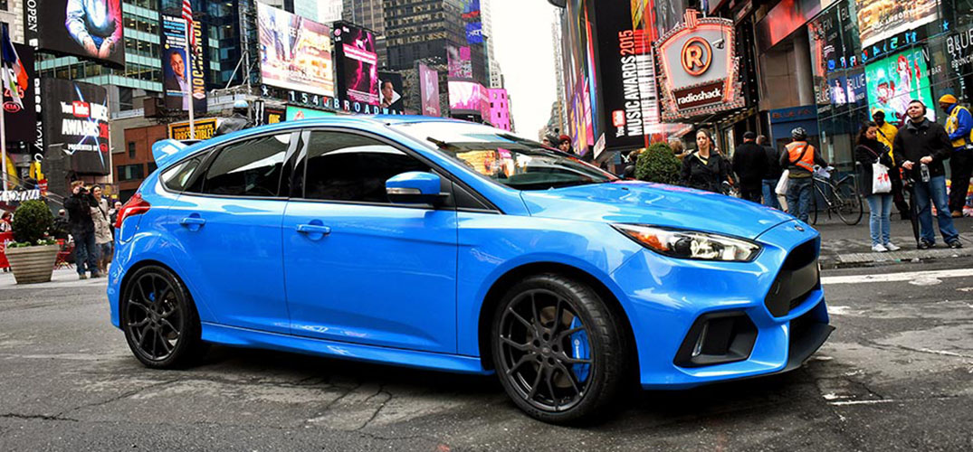 2016 Ford Focus Rs Les Stumpf Ford