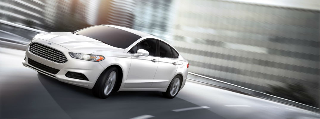 Fusion ST - Les Stumpf Ford