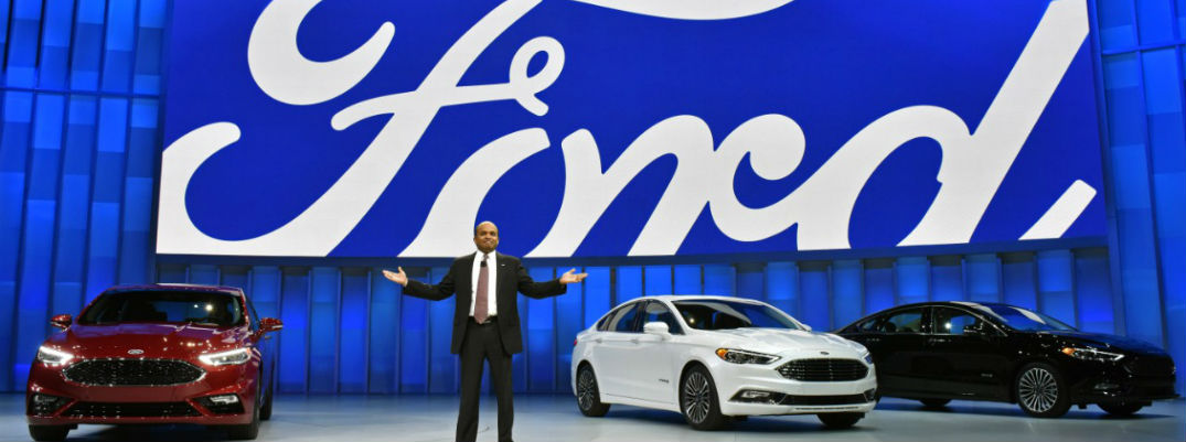 2017 Ford Fusion Release Date