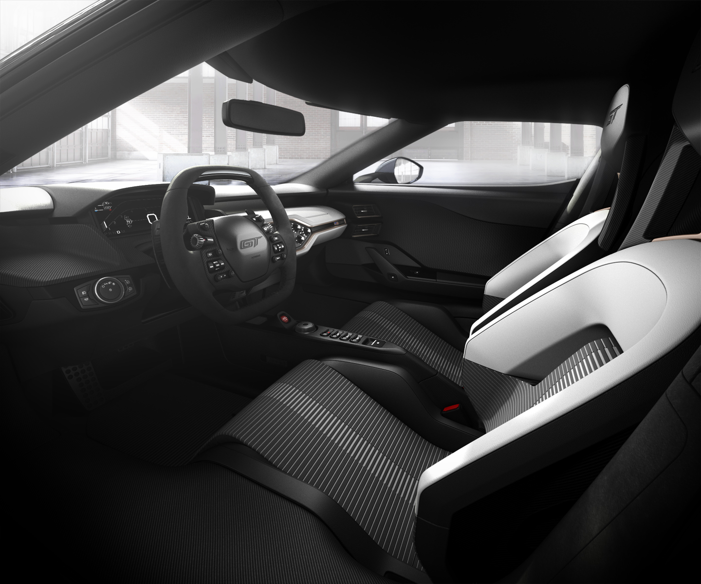 Ford Gt Re Entry Interior Package