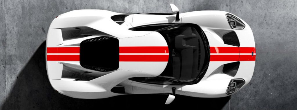 How To Apply For Ford GT Second Production Run