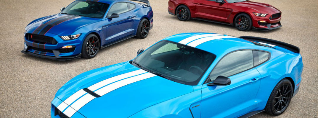 2018 ford gt350r. Beautiful Ford Ford Shelby GT500 Refreshed For 2018 Throughout Ford Gt350r
