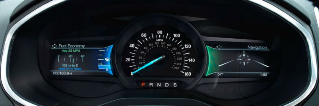 Ford Edge Torque Ratings