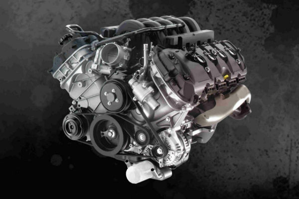 2017 Ford F-150 5-0-liter Ti-vct Engine