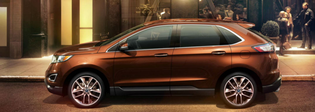 Features And Options List Of  Ford Edge Provides Both Luxury And Technology