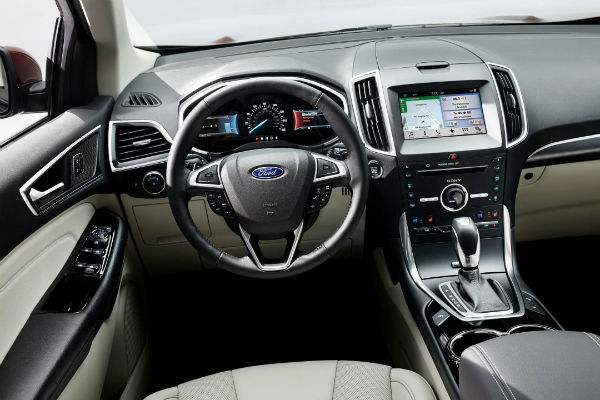 Features And Options List Of  Ford Edge Provides Both Luxury And Technology  Ford Edge Technology Features
