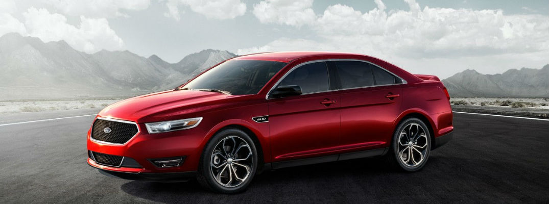 2017 Ford Taurus Technology Features And Comfort Options