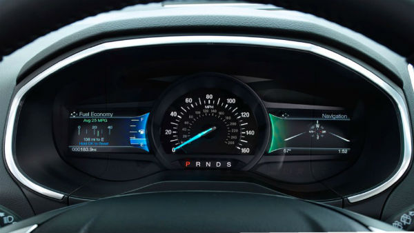 Ford Edge Mpg Rating