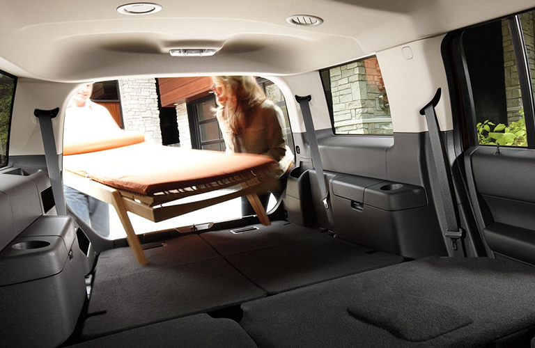 Superb 2018 Ford Flex Offers Seating For Seven Passengers And Plenty Of Cargo  Space » 2018 Ford Flex Cargo Space Nice Design