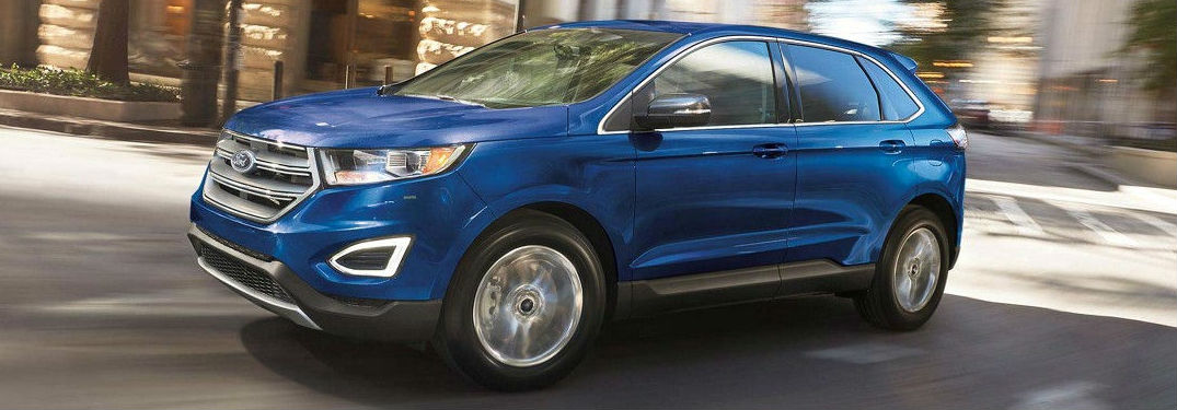 Ford Edge Earns Top Safety Rating Thanks To Innovative New Technologies  Ford Edge Safety Rating