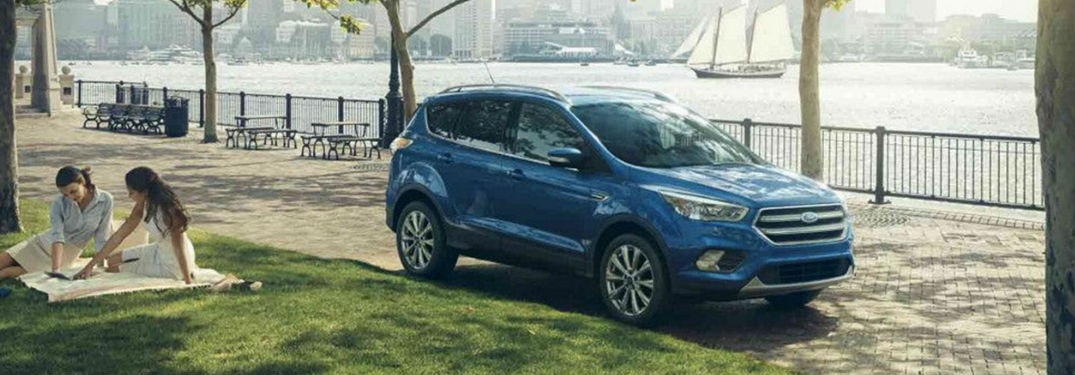 2017 Ford Escape Towing Capacity >> 2018 Ford Escape Capability and Towing Capacity