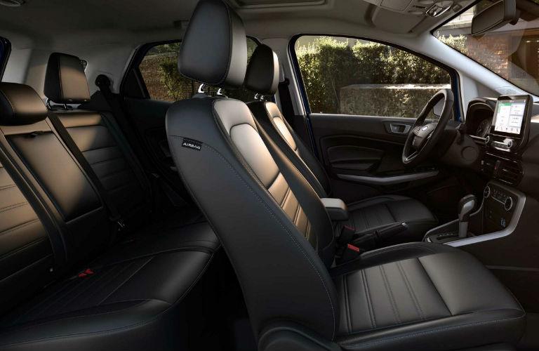 Ford Ecosport Interior Passenger Seats