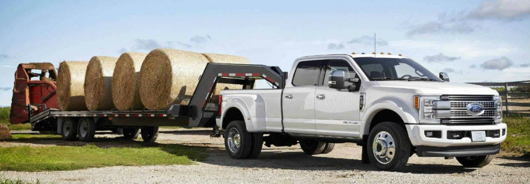 F350 Towing Capacity >> 2018 Ford Super Duty Towing Capacity