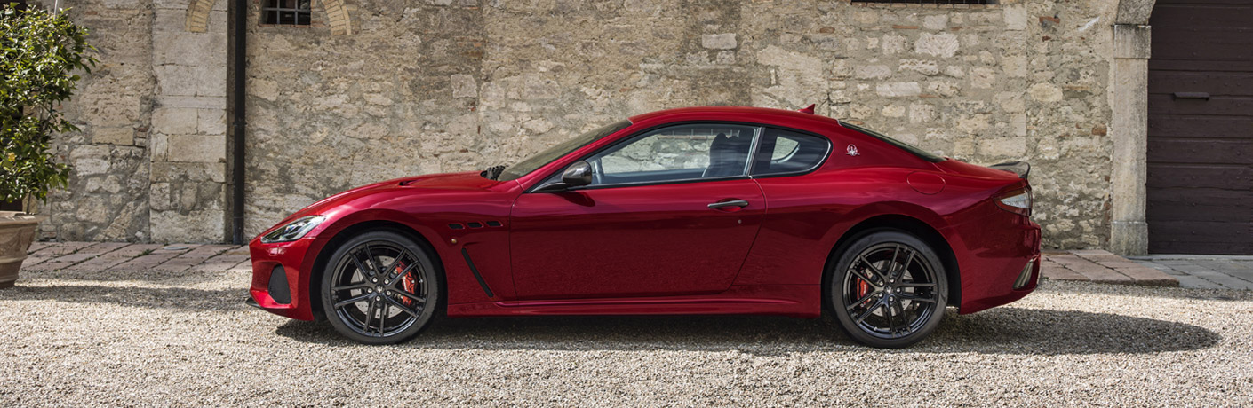 What's new for the 2018 Maserati GranTurismo?