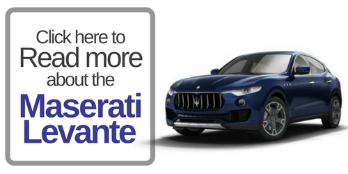 Button that says click here to Read more about the Maserati Levante